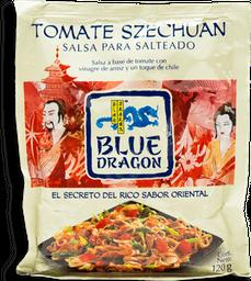 Salsa Para Salteado Blue Dragon Tomate Szechuan 120 g