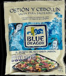 Salsa Para Salteado Blue Dragon Ostión y Cebollín 120 g