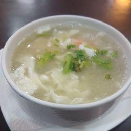 Sopa de Camarón C/ Espárragos
