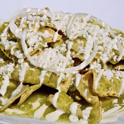 Chilaquiles Acompañados