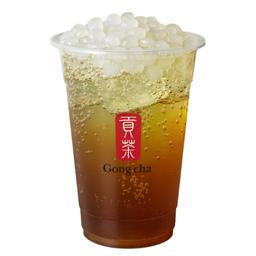 Sparkling Durazno Oolong Tea