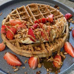 Waffle natural