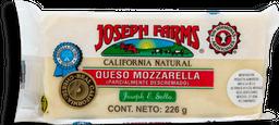 Queso Mozzarella Joseph Farms 226 g