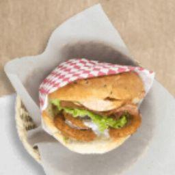 Salmón Burger