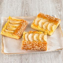 Mini tarta de manzana para papa