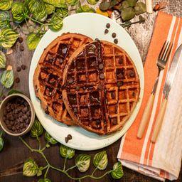 Choco Waffles Protein