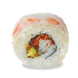 Amaebi Roll