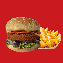 Pepperoni Burger