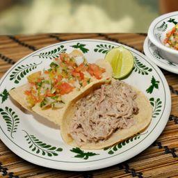 Tacos Lechón
