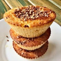Muffin Plátano 2 Piezas