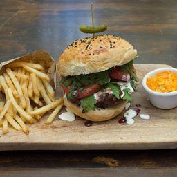 Combo Gentleman Burger