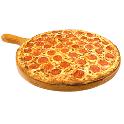 Pizza monstruo pepperoni supreme
