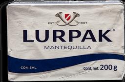 Mantequilla Lurpak Con Sal 200 g