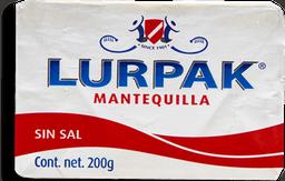 Mantequilla Lurpak sin Sal 200 g