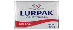 Lurpak Mantequilla Sin Sal