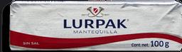 Mantequilla Lurpak Sin Sal 100 g
