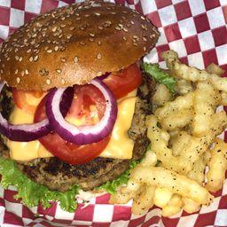 Baby Burger Sencilla