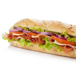 Combo Baguette Canadiense y 1 Smoothies