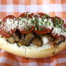 Paquete Hot Dog Italiano
