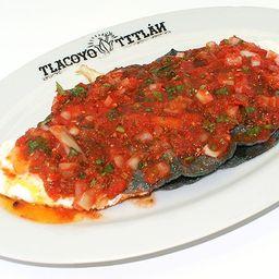 Huevos Tlacoyotitlan