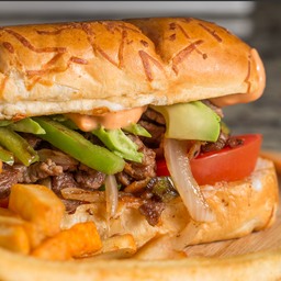 Philly Cheese-Steak Sub