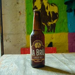 La Bru Ginger Ale 355 ml