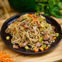 Arrachera Noodle