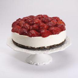 No-bake Cheesecake de Fresas