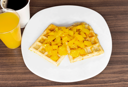 Paquete 1 Waffles Dulces