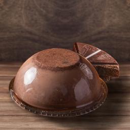 Gelatina de Chocolate de Metate