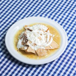 Chilaquiles - Guarnición