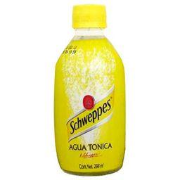 Agua Tonica 296 ml.