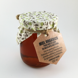 Miel Orgánica 100 ml