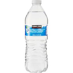 Agua Embotellada 500ml