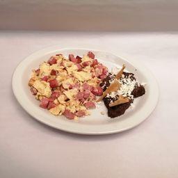 Huevos C/Salchicha