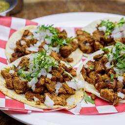Orden de Tacos al Pastor