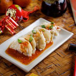 Dumplings Sichuan