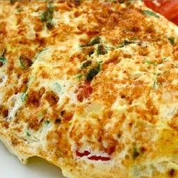 Omelete a la Mexicana en Combo