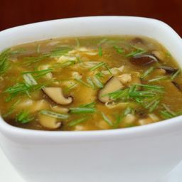 Sopa Hot And Sour