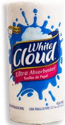 Servitoallas White Cloud Ultra Absorbentes 1 U