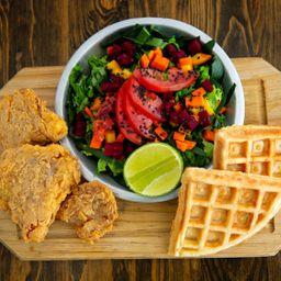 Vegetales Setas Crunchy