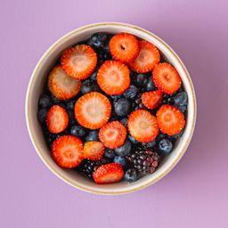 Bowl de Frutos Rojos