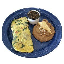 Omelette Vegi