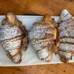 Croissant de Crema de Almendras