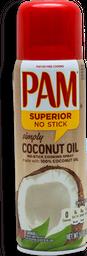 Aceite Pam Puro de Coco Aerosol 141 g