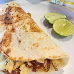 Taco Lobo Chorizo
