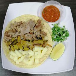 Taco De Diezmillo