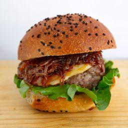Hamburguesa Provolone