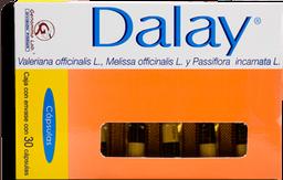 Dalay Oral 30 Cápsulas
