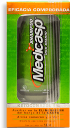 Shampoo Medicasp Anticaspa 130 mL